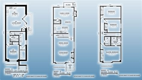floor plans maguire woodrow semi attached