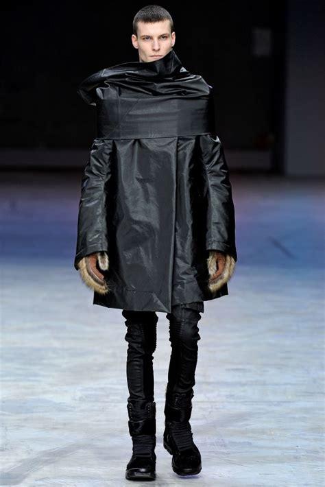 popular clothes for guys 2014 paris fashion week rick owens fall winter men s