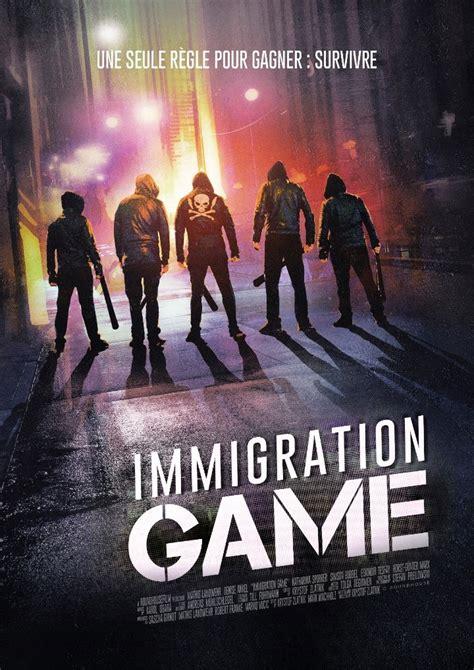 film quiz dvd concours termin 233 immigration game 3 dvd du film 224