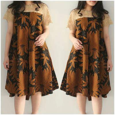 Kemeja Padi Sogan by Dress Batik Wanita Modern Model Baju Terbaru