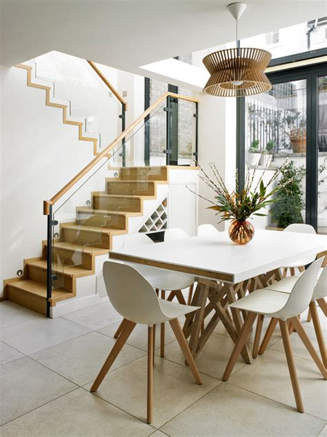 23 modern dining room exles with photos exles contemporary dining room london by nick