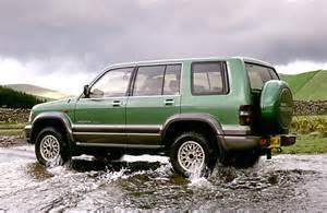 Isuzu Trooper 2007 Isuzu Trooper 1998 Car Review Honest