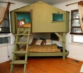 Awesome Kids Bedrooms 1000 images about boys loft beds on pinterest small