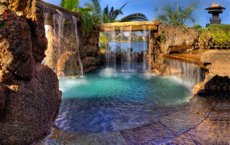 backyard lagoon lagoon luxury pool backyard pool pool dream house