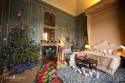 brochure photography blog castle christmas interiors