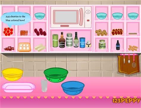 juegos parachicas de cocina pastel de frutas juegos de cocina con sara auto design tech