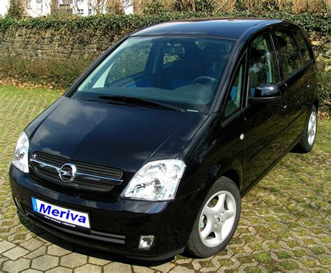 opel meriva 2006 interior opel meriva 1 4 2006 technical specifications interior