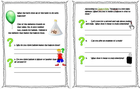 Push And Pull Worksheets For Kindergarten by Push And Pull Worksheet Worksheets For School Getadating