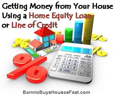 line of credit to buy a house using a home equity loan or line of credit to get money from your house we buy