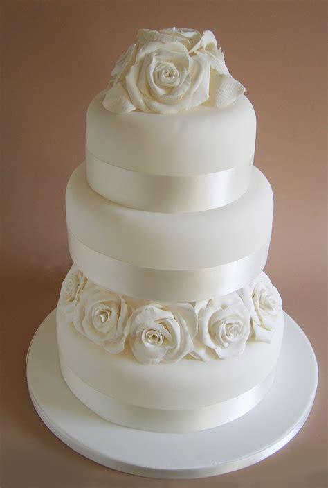 Wedding Cakes Roses by Wedding Cake
