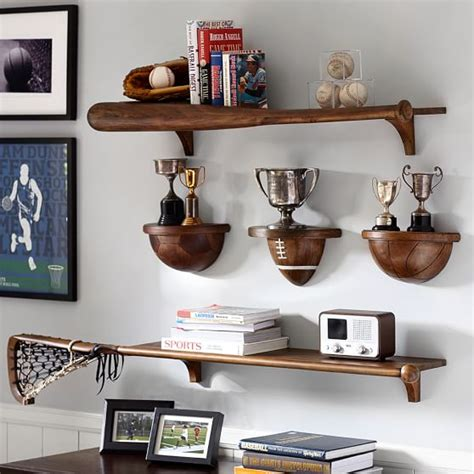 Sport Shelf by Sport Shelving Pbteen