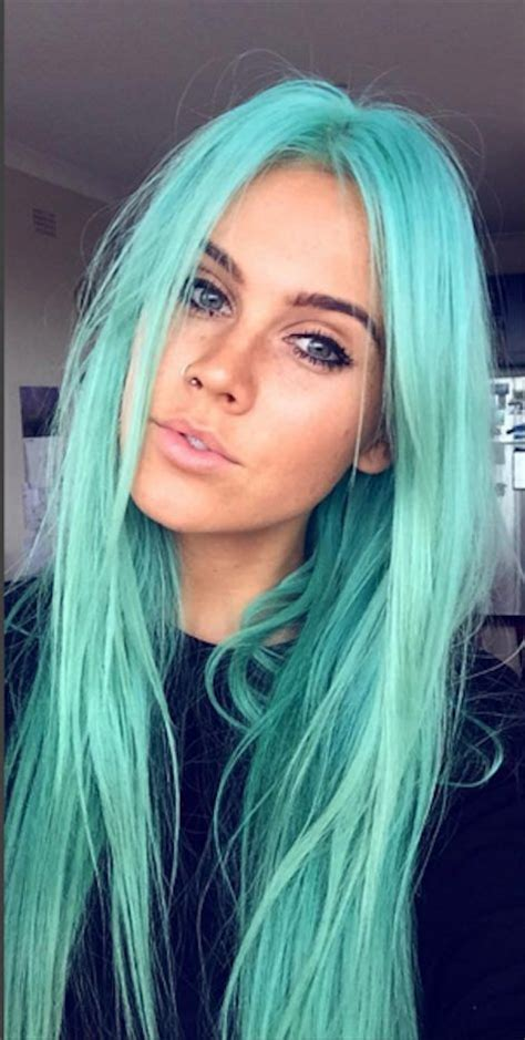 turquoise hair color turquoise color hair www pixshark images galleries