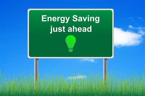 energy efficient energy savings