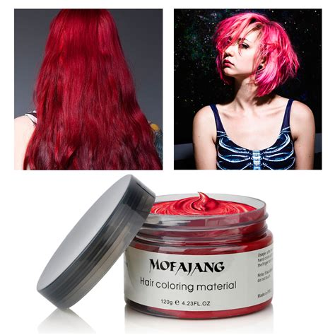 Hairstyle Wax Como Se Usa by Color Hair Dye Styling Wax