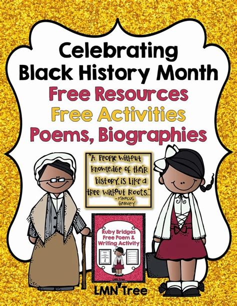 printable black history quotes 1000 images about lesson plan black history month on