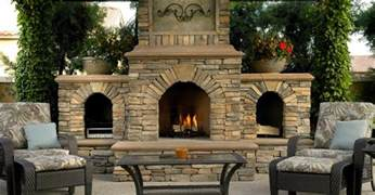 Outside Fireplace by Outdoor Fireplace Backyard Fireplace Designs And Ideas