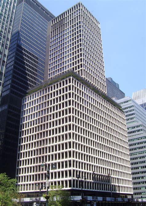 bankers trust file bankers trust building 280 park avenue jpg