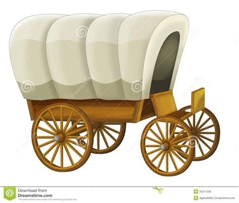 House Building Plans And Prices by Carriage Illustration For The Children Royalty Free