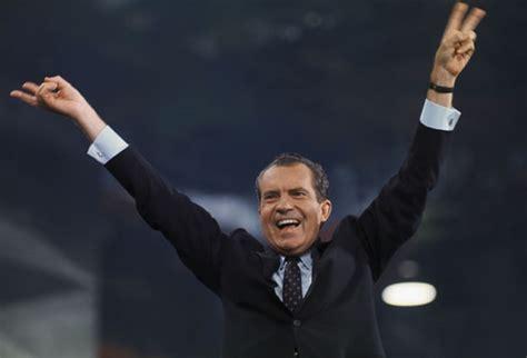 Nixon Copy 187 rowan martin s laugh in with nixon carl anthony