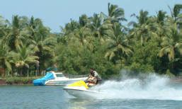 water scooters in goa goa tourism promises the most exciting watersports