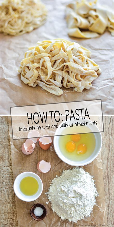 Handmade Pasta Dough Recipe - the 25 best pasta dough recipe ideas on
