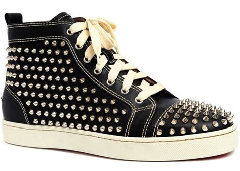 thru hazels christian louboutin spike shoes for who isn t wearing them