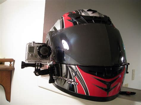 Helm Sepeda Tomount motorcycle helmet mount review about motors