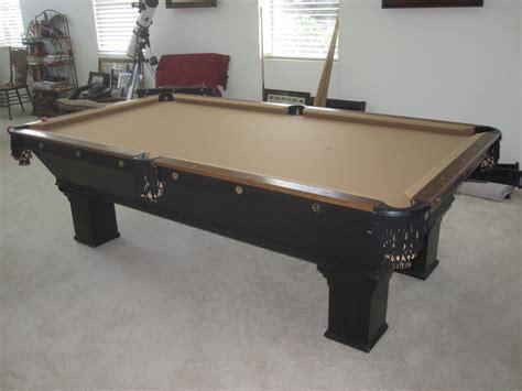 1900 s brunswick install dk billiards service orange