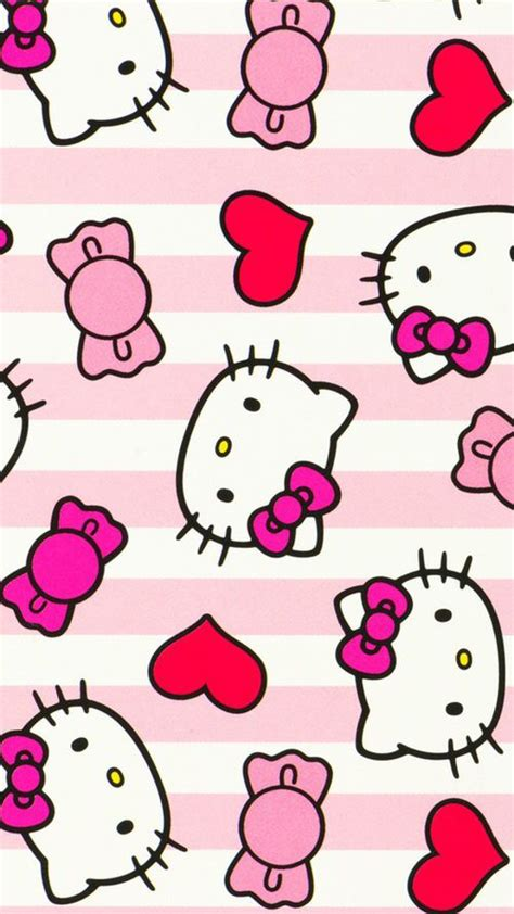 hello kitty mobile wallpaper 451 best hello kitty wallpaper images on pinterest hello