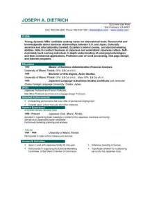 It Jobs Resume Format by College Resume No Experience You Can Write Great