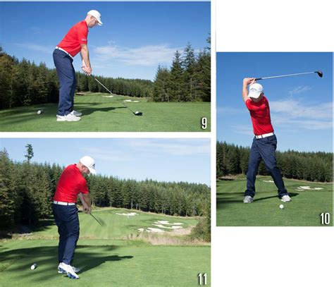 golf swing accuracy five ways to golf power and accuracy golf tips magazine