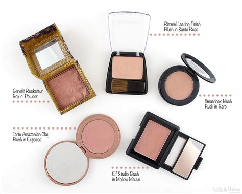 Benefit Rockateur Box o' Powder Review and Swatch   Coffee & Makeup