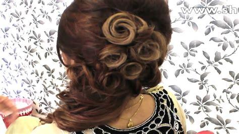 indian bridal hairstyle jura for medium to long hair indian bridal hairstyle jura for medium to long hair