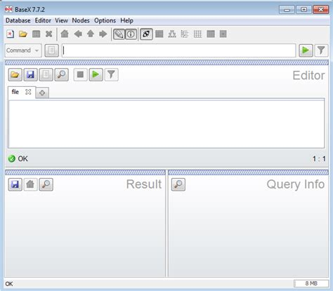 xml tutorial step by step basex tutorial for using an xml native database