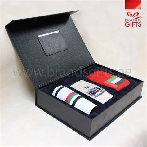 Gift Giveaways - custom uae national day gift boxes corporate giveaways promotional gift items