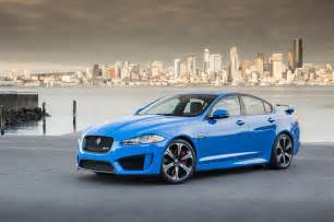 Jaguar Xfr Used 2014 Jaguar Xfr S Front Left Side View Photo 1