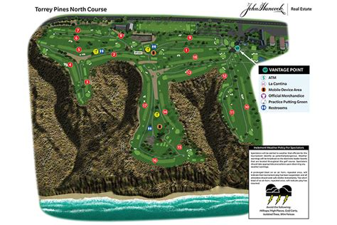 course layout for us open the farmers insurance open farmers insurance open course maps