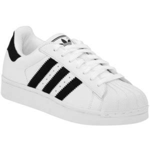 s shoes bags adidas superstar ii white black