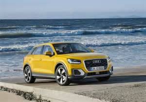 Audi Ind Audi Q2 India Launch In 2017 Price 23 Lakhs Audi Q2