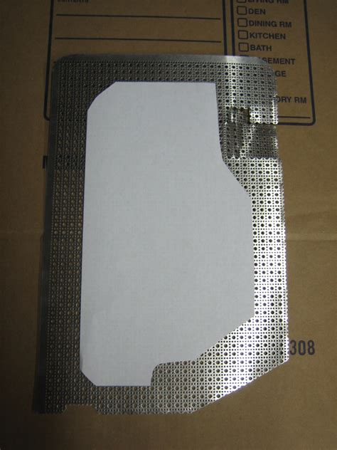Sheet Metal Templates by Sound Deadening Thoughts As My Project Progresses Page