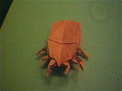 Origami Insects And Their Kin - origami insects