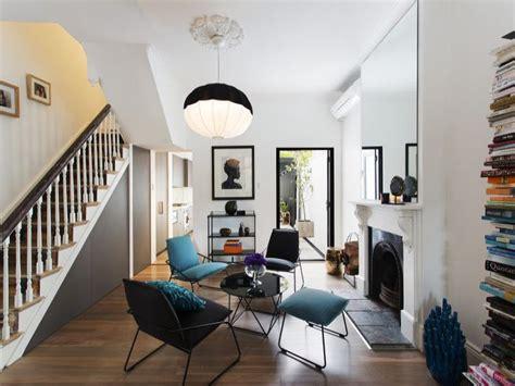 floor plans  victorian terrace opening  interior