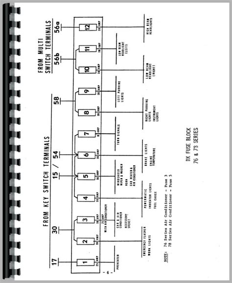 de s wiring deutz allis dx145 tractor wiring diagram