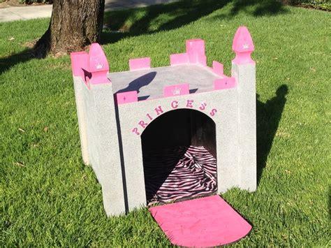 princess dog houses princess dog house for bellesy boo pinterest princesses haha and house