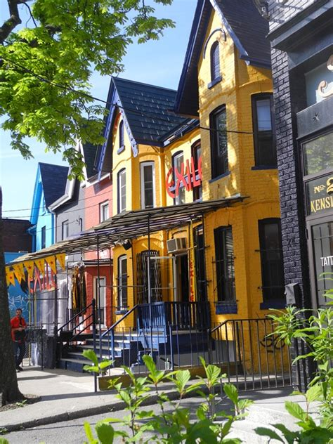 the lure of victorian architecture downtown avenue toronto s architectural gems the entire kensington market