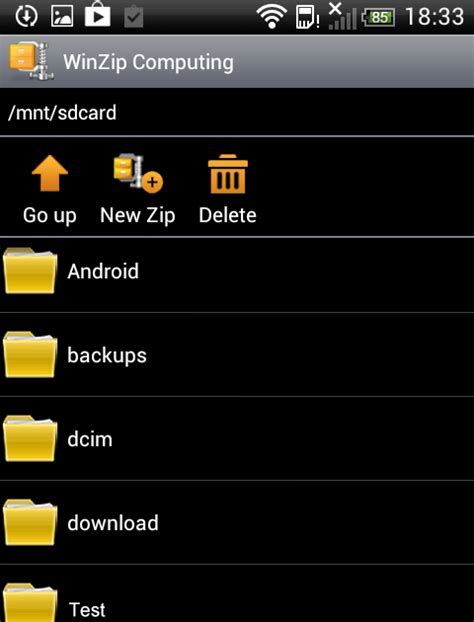 zip unzip apk winzip easily open zip files apk 1 1 1 android apk unlimited