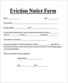 blank eviction notice form related keywords suggestions