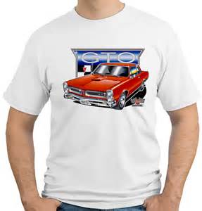 Pontiac Gto Shirts 1965 Pontiac Gto Car T Shirt 9428 Automotive