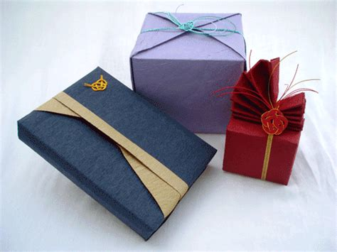 japanese gift wrap gifts at lighting speed with this japanese method