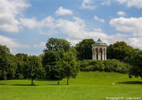 Englischer Garten München Central Park by Monachium Healthy Plan By